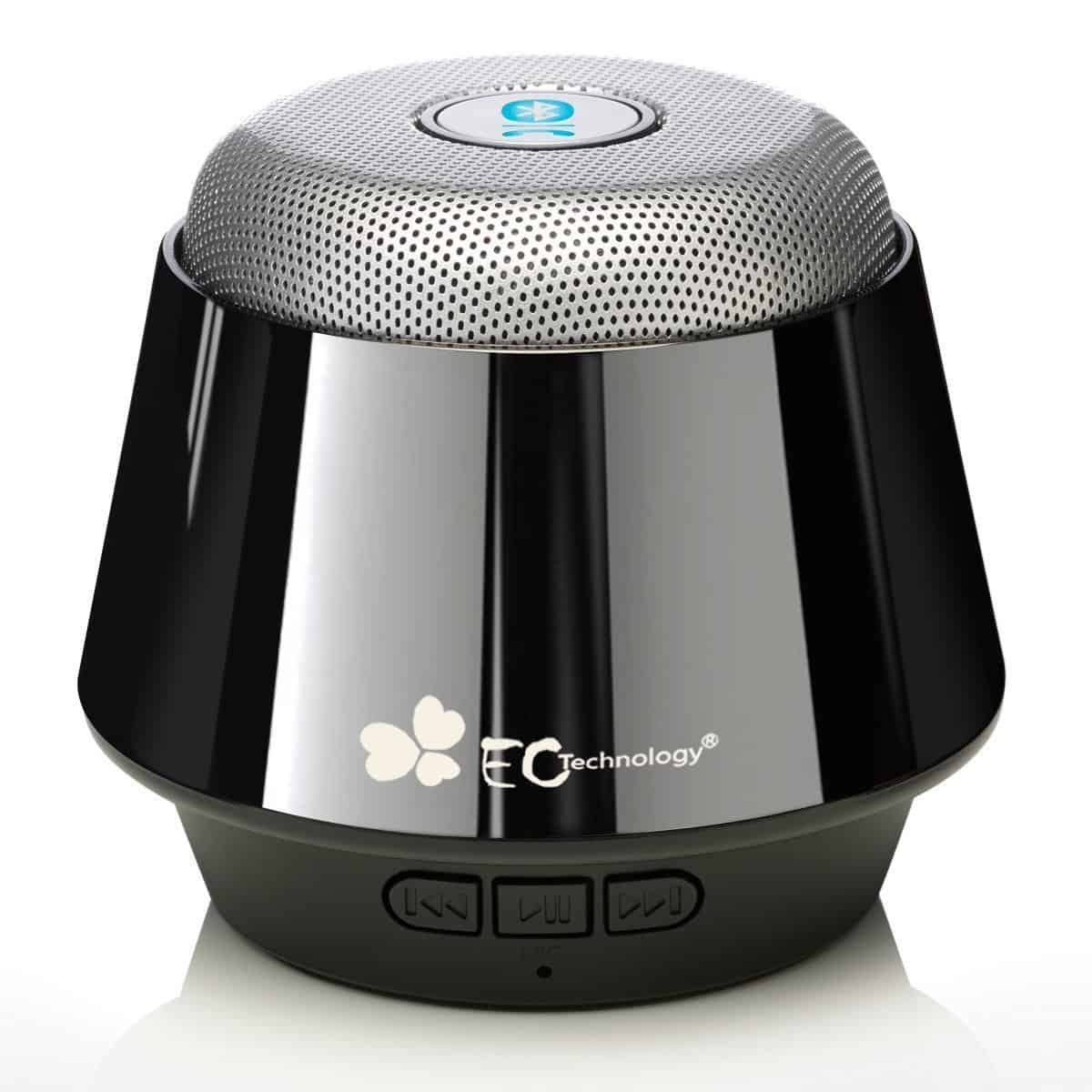 EC Technology Bluetooth Speaker