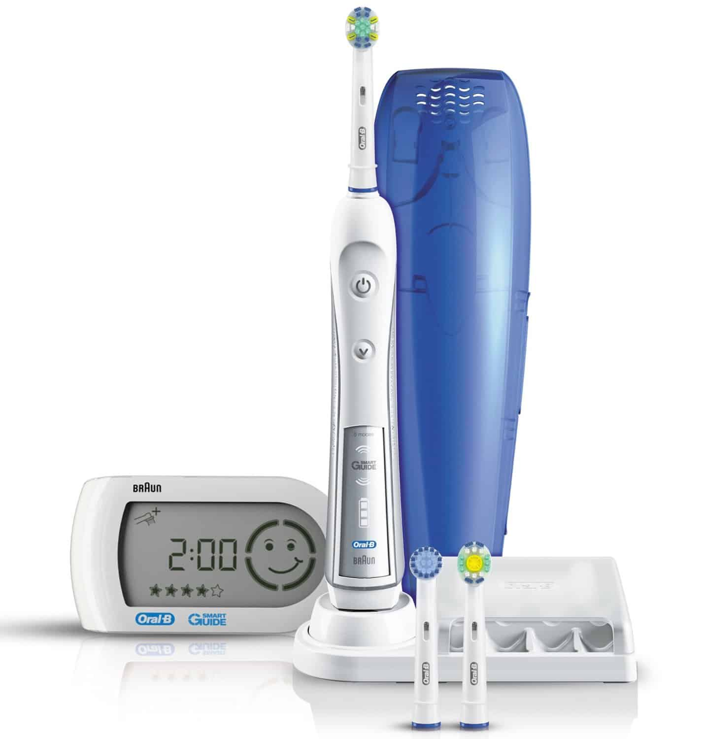 Oral B Triumph 5000 Power Toothbrush Review