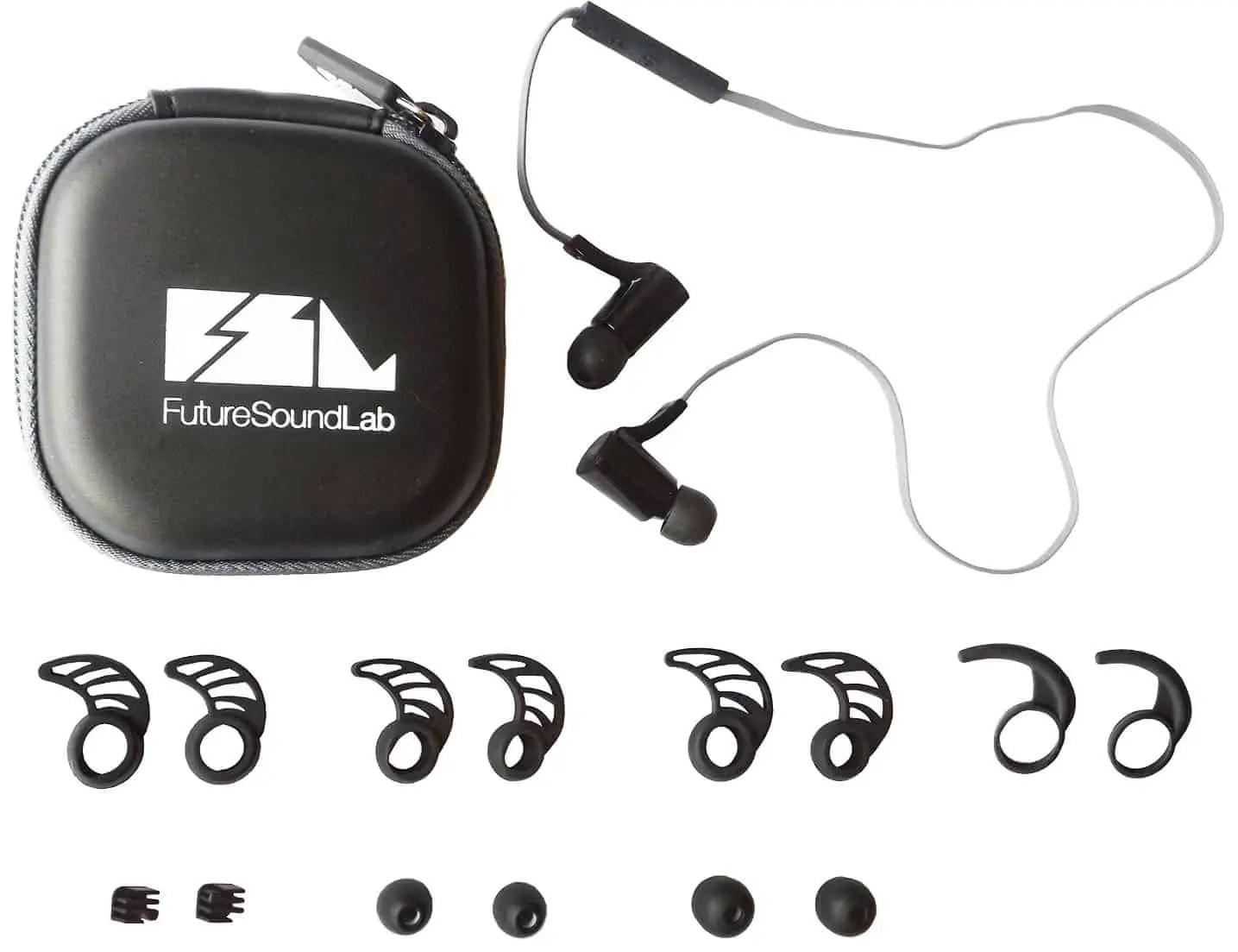 FSL Inertia Bluetooth Headphones  Review