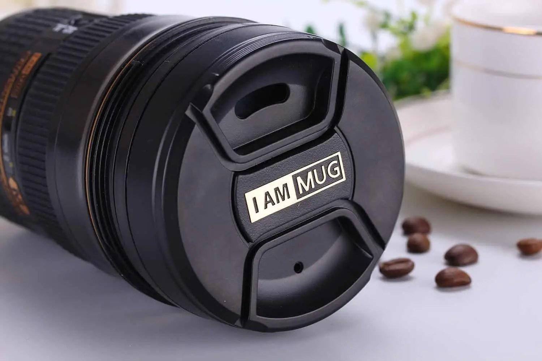I am Mug Nikon Lens Travel Mug Review