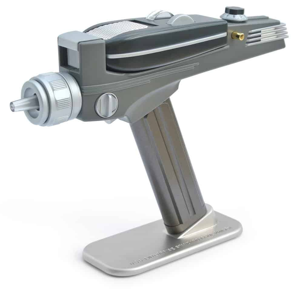 The Wand Company Star Trek TOS Phaser Remote Control Review