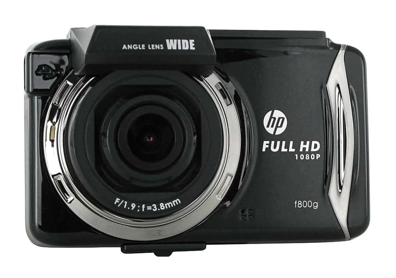 HP F800G Dash Camera Review