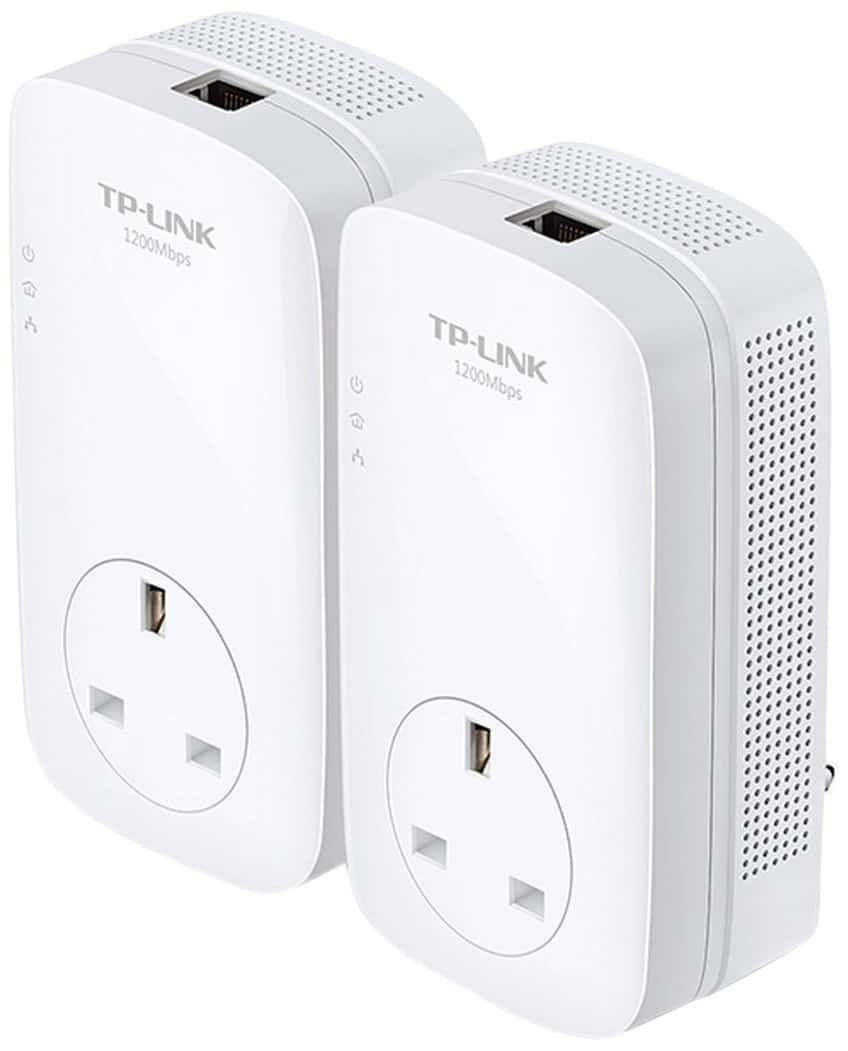 TP Link AV1200 Powerline Adapter Starter Kit Review