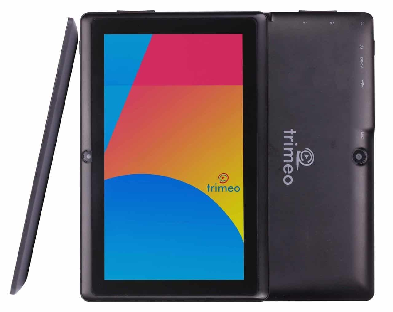 Trimeo 7″ Android Tablet (2015 Model) Review