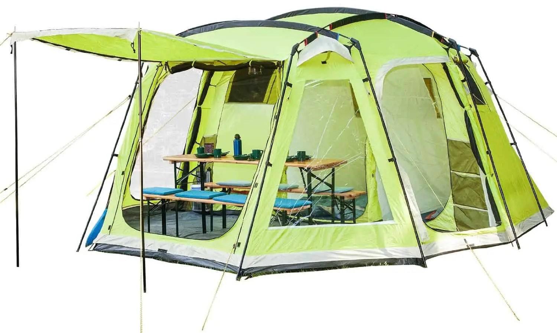 Skandika Copenhagen 6 Person Family Dome Tent Review
