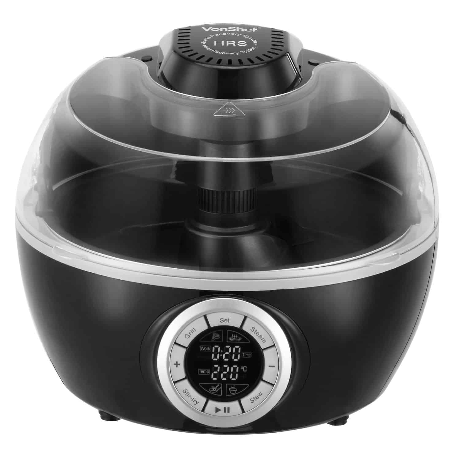 Vonshef Digital Multi Cooker Review