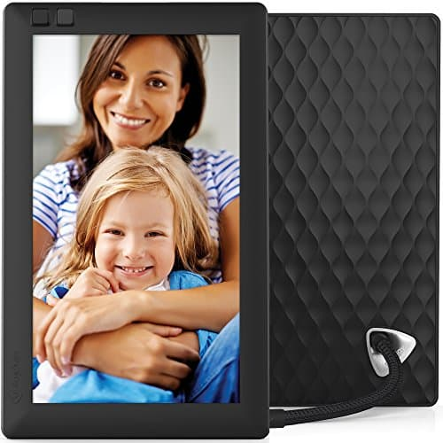 Nixplay Seed 8 inch WiFi Digital Photo Frame Review - Reviewify