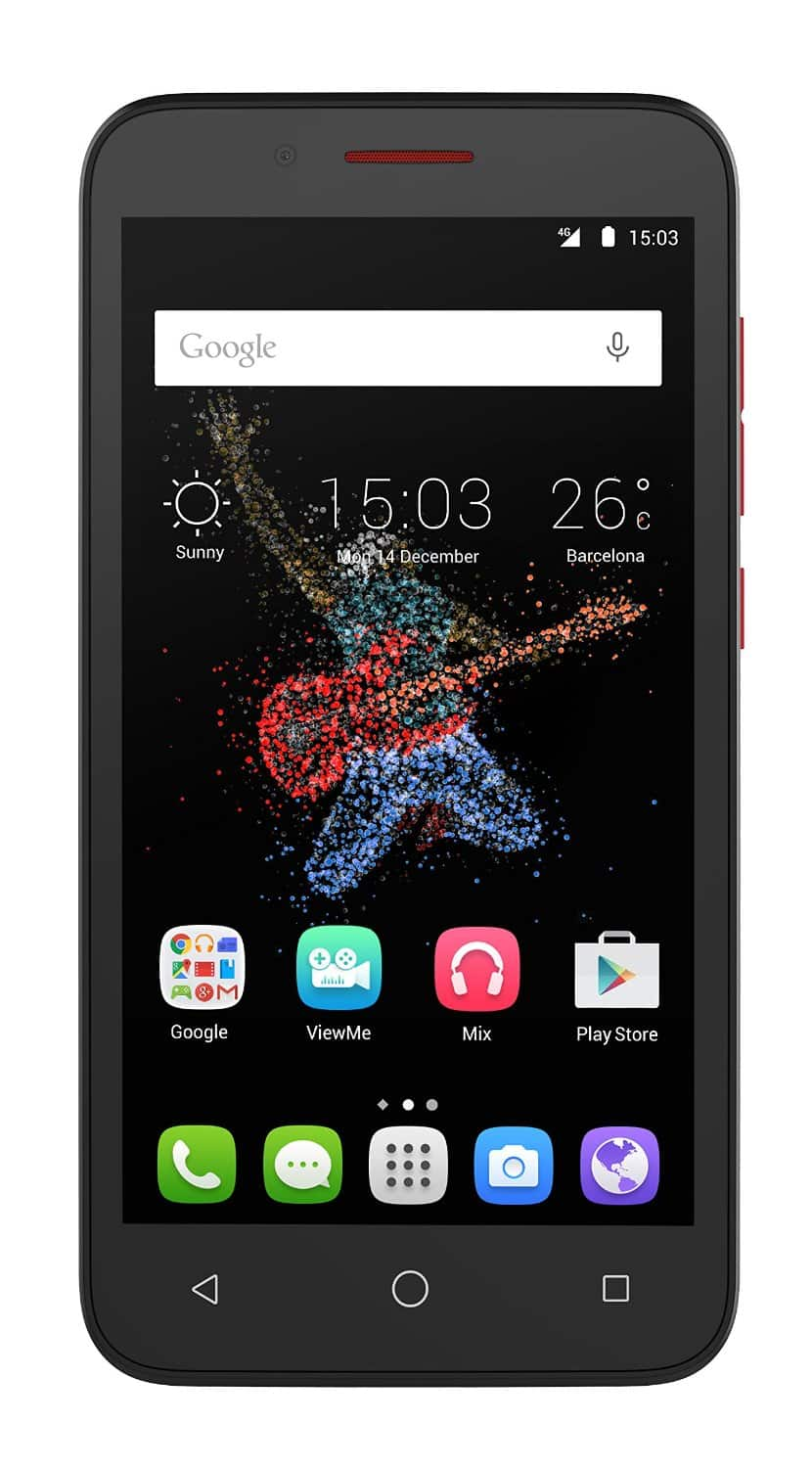 Alcatel Go Play 4G Mobile Review