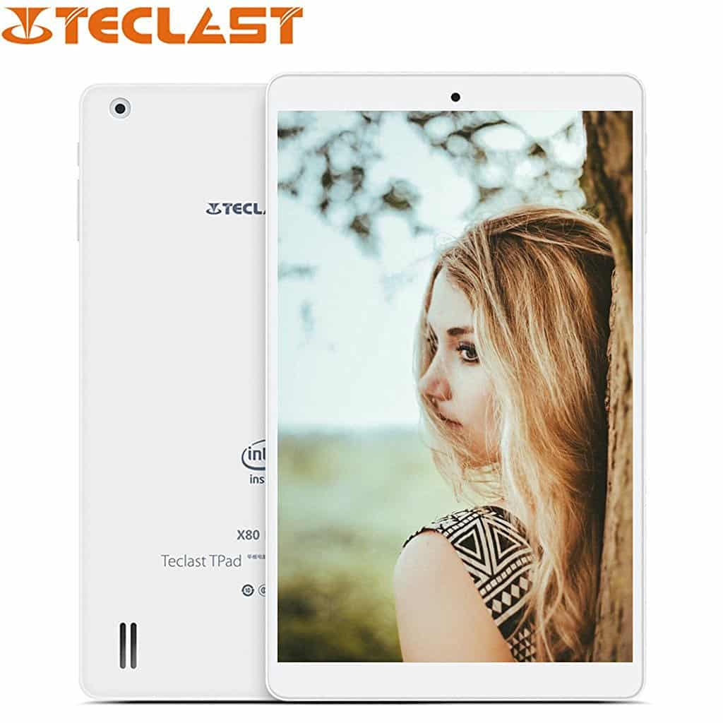 Teclast X80 Pro 8 Inch Dual Boot Tablet Review