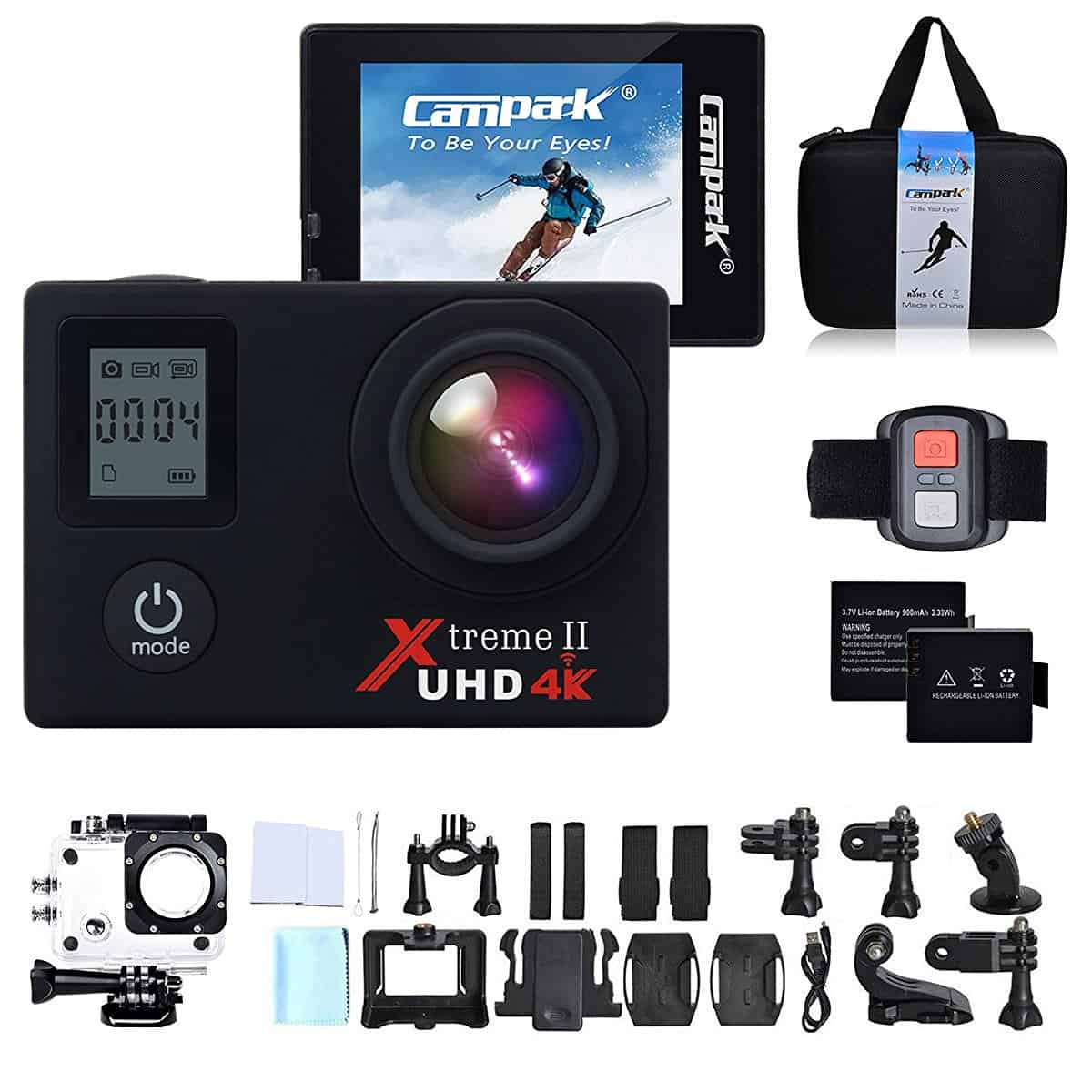 Compark Camera and Accessories
