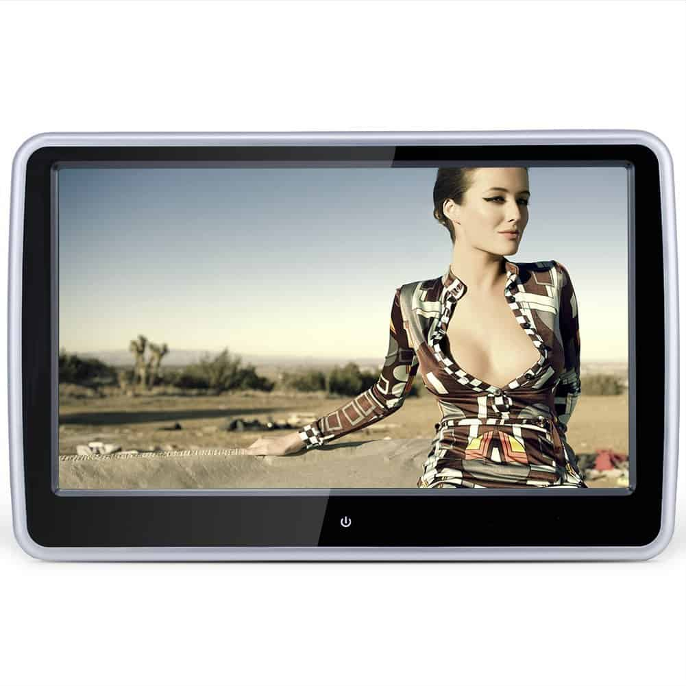 DD1018DT in car DVD and multimedia system review