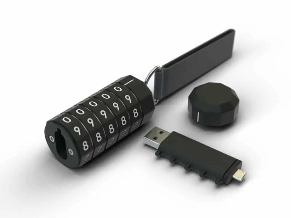 LokenToken Dual USB Flash Drive Review