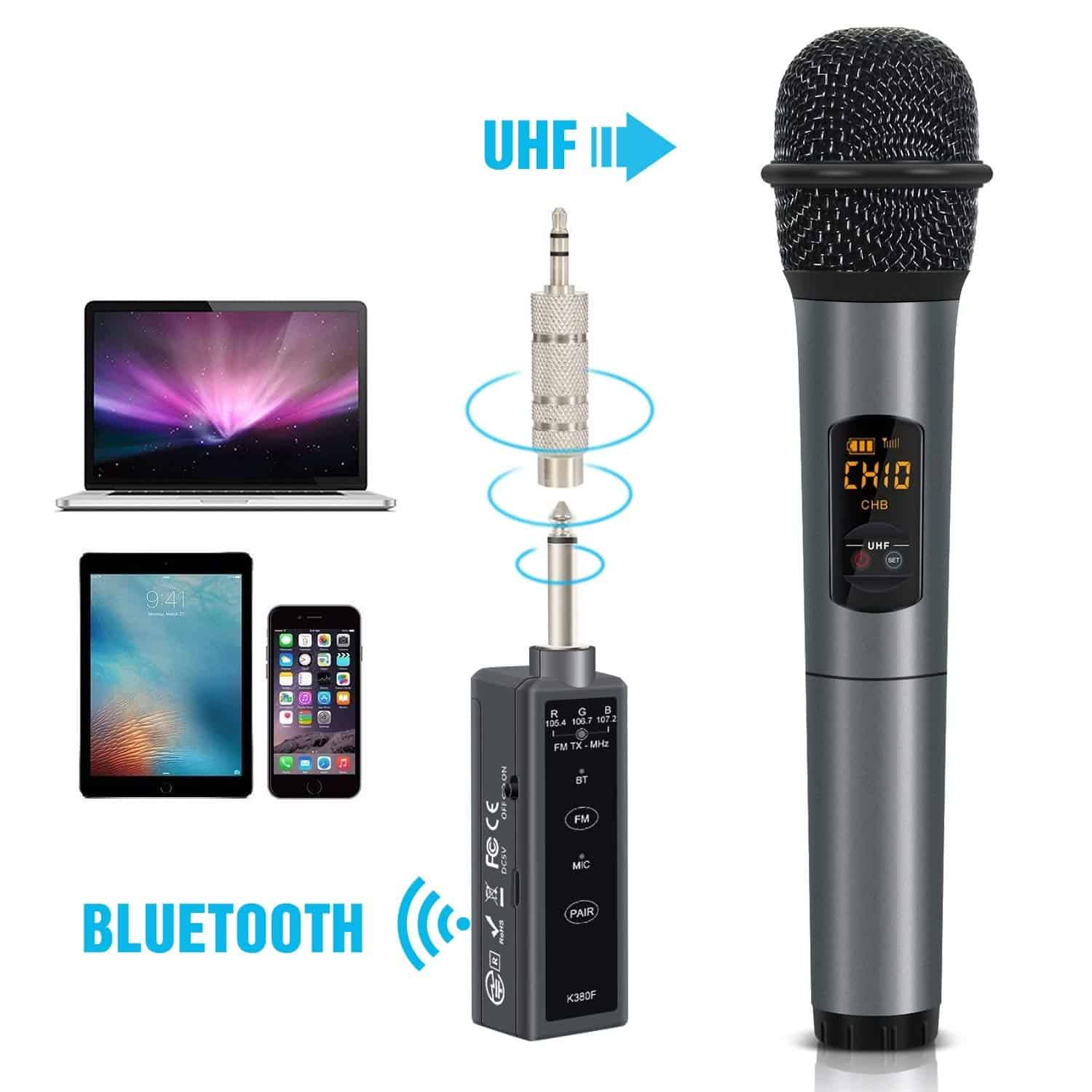 Tonor K380 Wireless Microphone Review