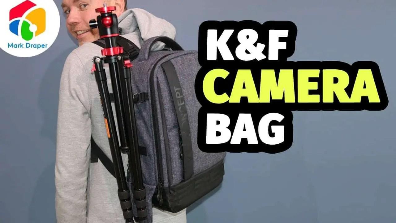 K&F Concept Camera Bag Review