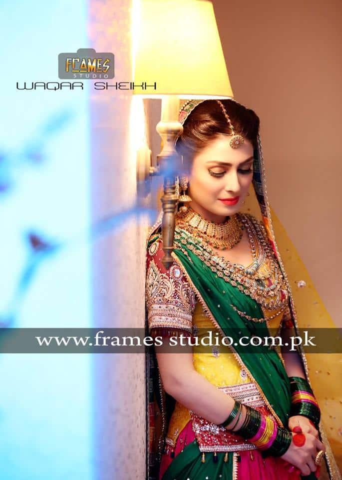 Danish Taimoor Ayeza Khan Mehandi Pics Reviewit Pk