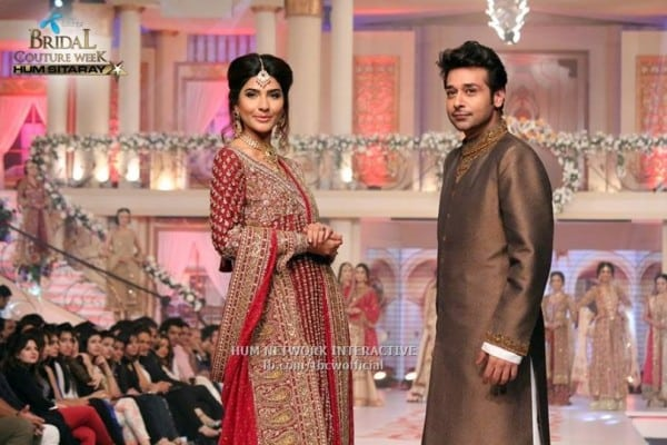 Celebrities at Telenor Bridal Couture Week 2015 Day3 - 11