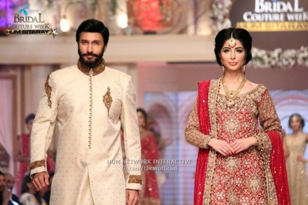 Celebrities at Telenor Bridal Couture Week 2015 Day3 - 12