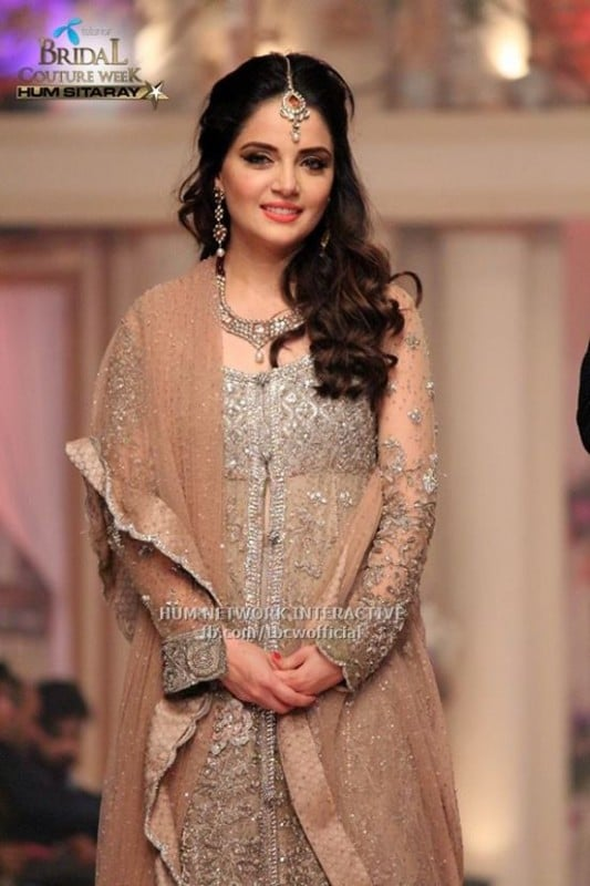 Celebrities at Telenor Bridal Couture Week 2015 Day3 - 6