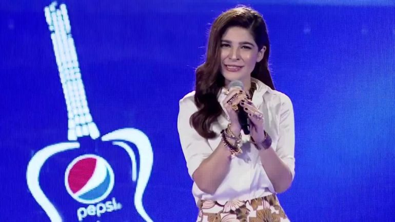 Image result for hina altaf pepsi battle of bands