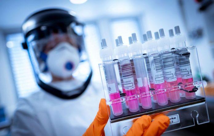 coronavirus test results ap 2