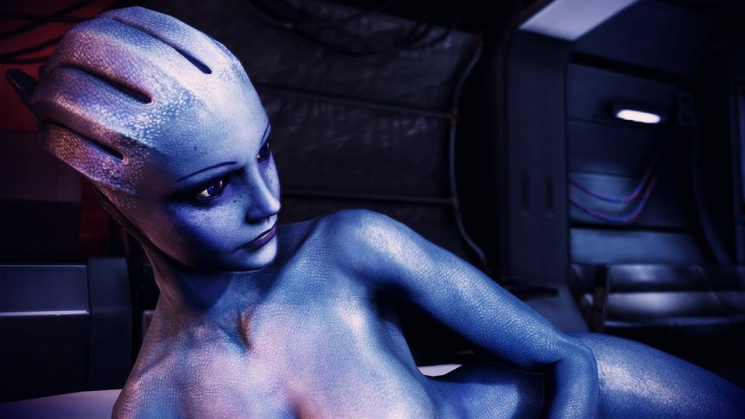 alien porn mass effect