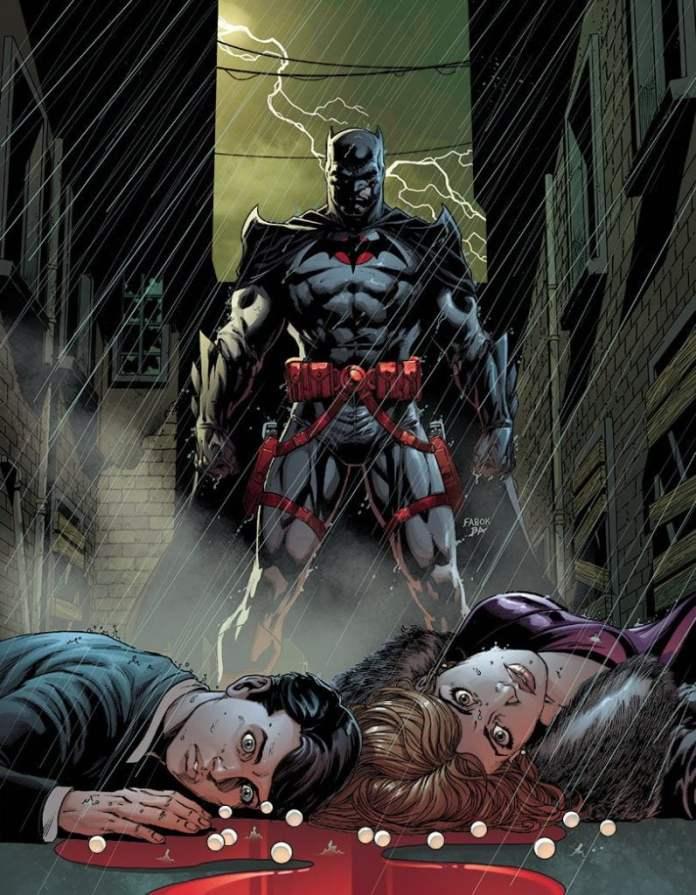 BATMAN KEATES
