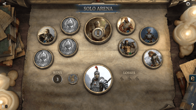 ES Legends Solo Arena