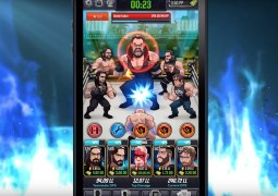WWE Tap Mania – Launch Trailer
