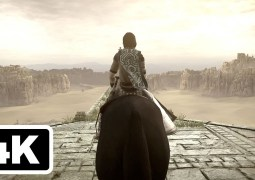 Shadow of the Colossus Paris Games Week 2017 Trailer (4K)