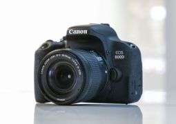 Canon EOS Rebel T7i / EOS 800D review