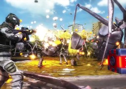 Earth Defense Force 5 – July 2018 Trailer