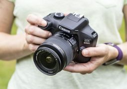 Canon EOS Rebel T100 / EOS 4000D review