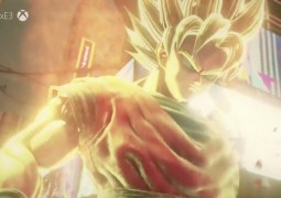 Jump Force Reveal Trailer – E3 2018