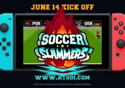 Soccer Slammers – Nintendo Switch Trailer