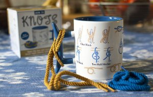 Boating-Gifts-Under-$50-How-to-Tie-Knots-Mug