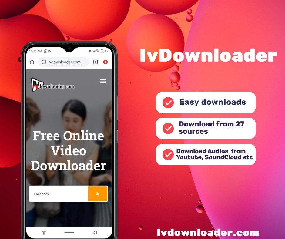 IVDownloader review
