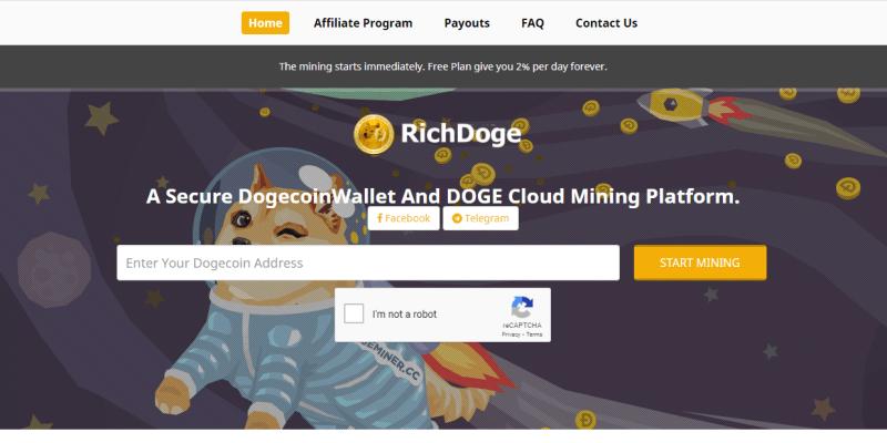 RichDoge Review Is RichDoge Legit Is Rich Doge Legit Rich Doge Review