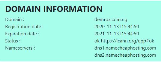 Demrox Review  Is Demrox Legit  Demrox Investment