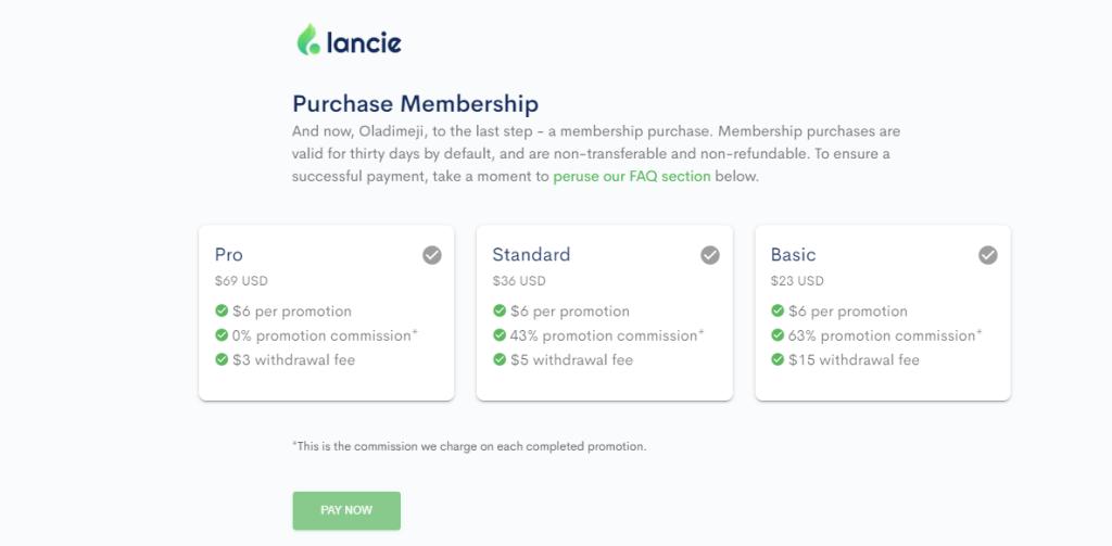 Elancie Review Lancie Review Is Elancie Legit Is Lancie Legit Elancie Investment Lancie Investment