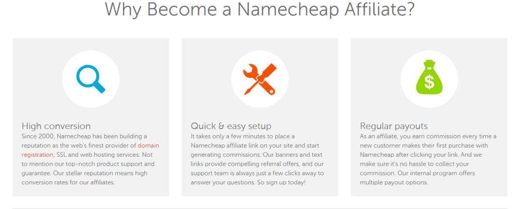 Namecheap Affiliate Review