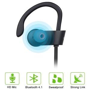 Redlink Bluetooth 4.1 Headphones Review
