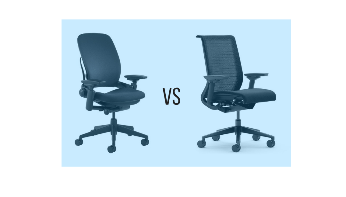 Steelcase Leap Vs Steelcase Think   Which Chair Is Better?