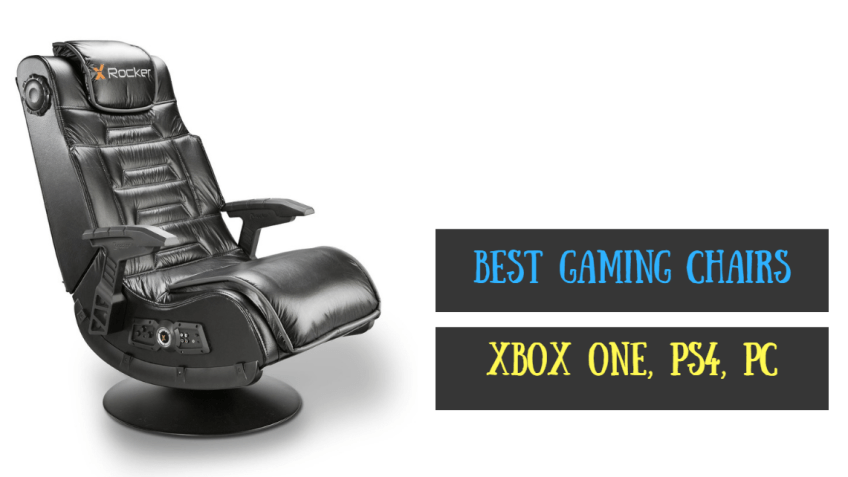 What Are The Best Gaming Chairs With Speakers