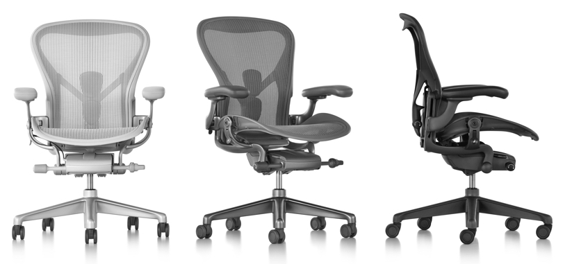 Herman Miller Aeron vs Herman Miller Embody