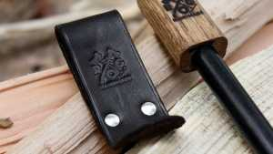 Fire Steel and Holster