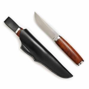 ROG Puukko Knife and Sheath