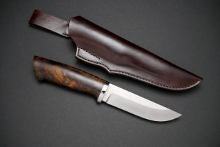 ROG Bushcrafter Knife and Sheath