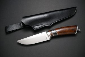 ROG Hunter Knife and Sheath