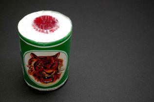 Julius Koch Ritza 25 Tiger Polyester Thread