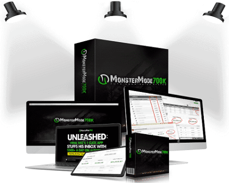 MonsterMode 700K Review For Affiliate Marketer